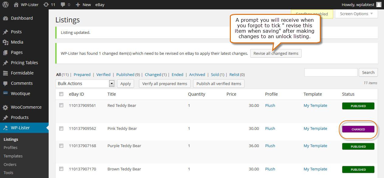 managing ebay listings in wordpress wp lab rh wplab com
